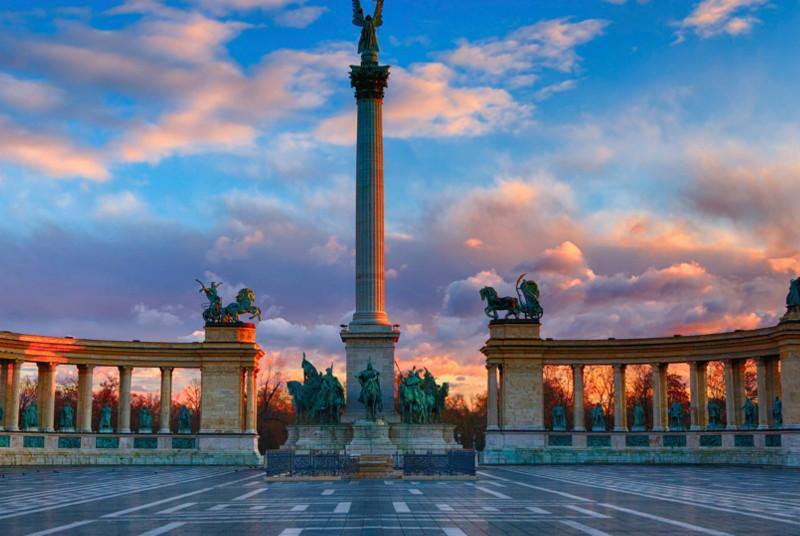 Βουδαπέστη - Βιέννη - Πράγα 8 ημέρες