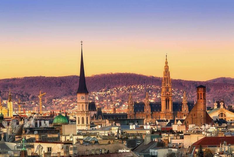 Πράγα - Βιέννη - Βουδαπέστη 8 ημέρες